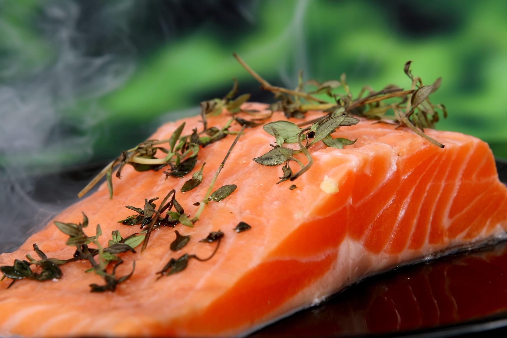 venta de salmon de mayores